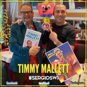 STARS AT SERGIOS - TIMMY MALLETT